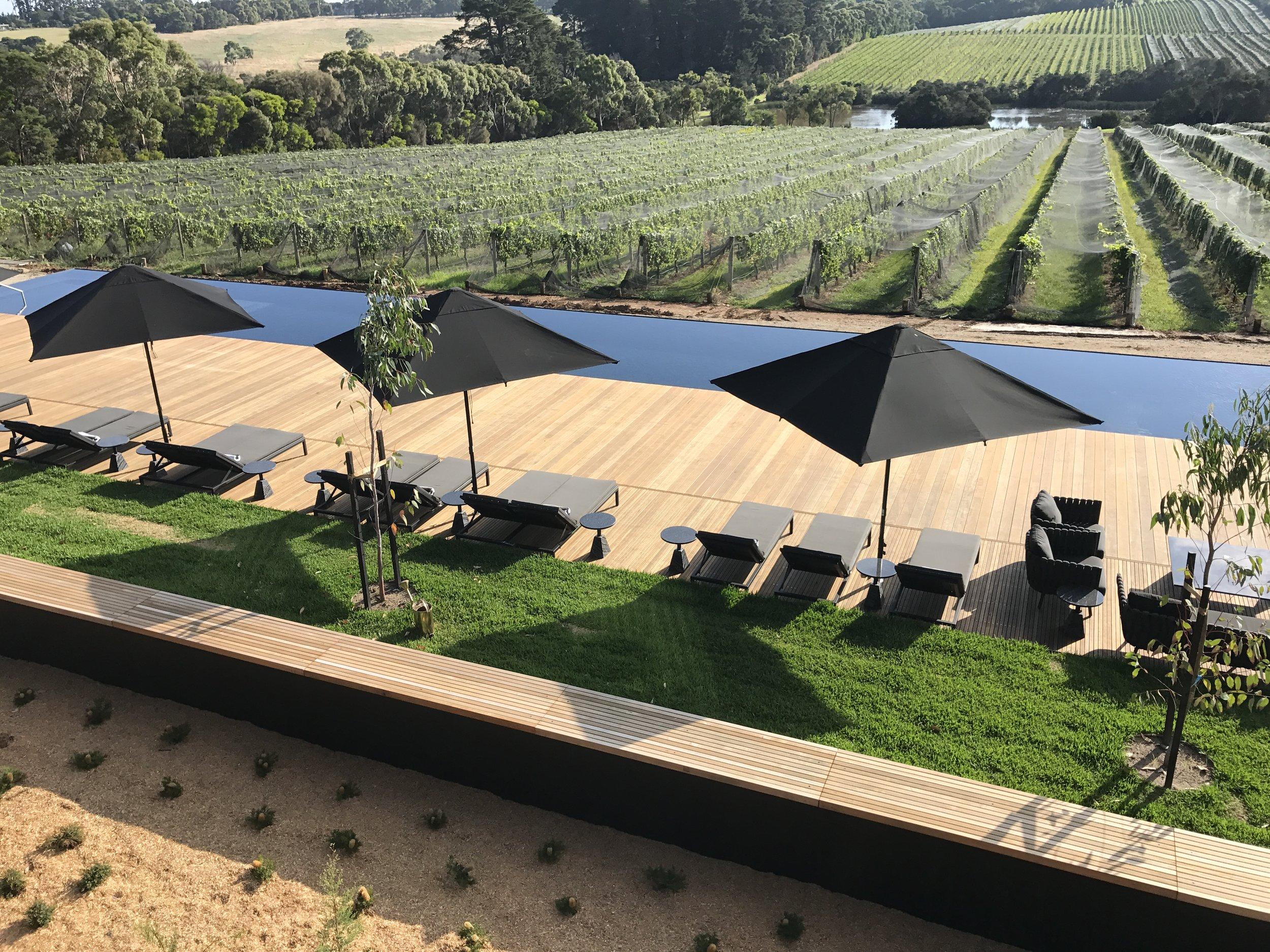 Jackalope : The Mornington Peninsula 's new boutique luxury art hotel. A destination showcase, with serious design cred, in Victoria's coastal wine region.