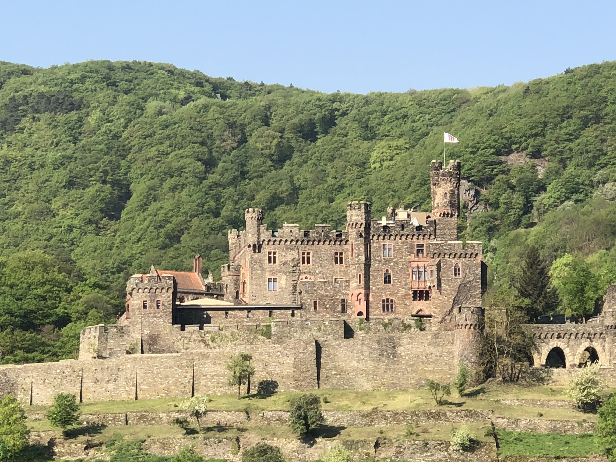 While the highlights were too many to count, I especially loved the castles and the architecture along the way.