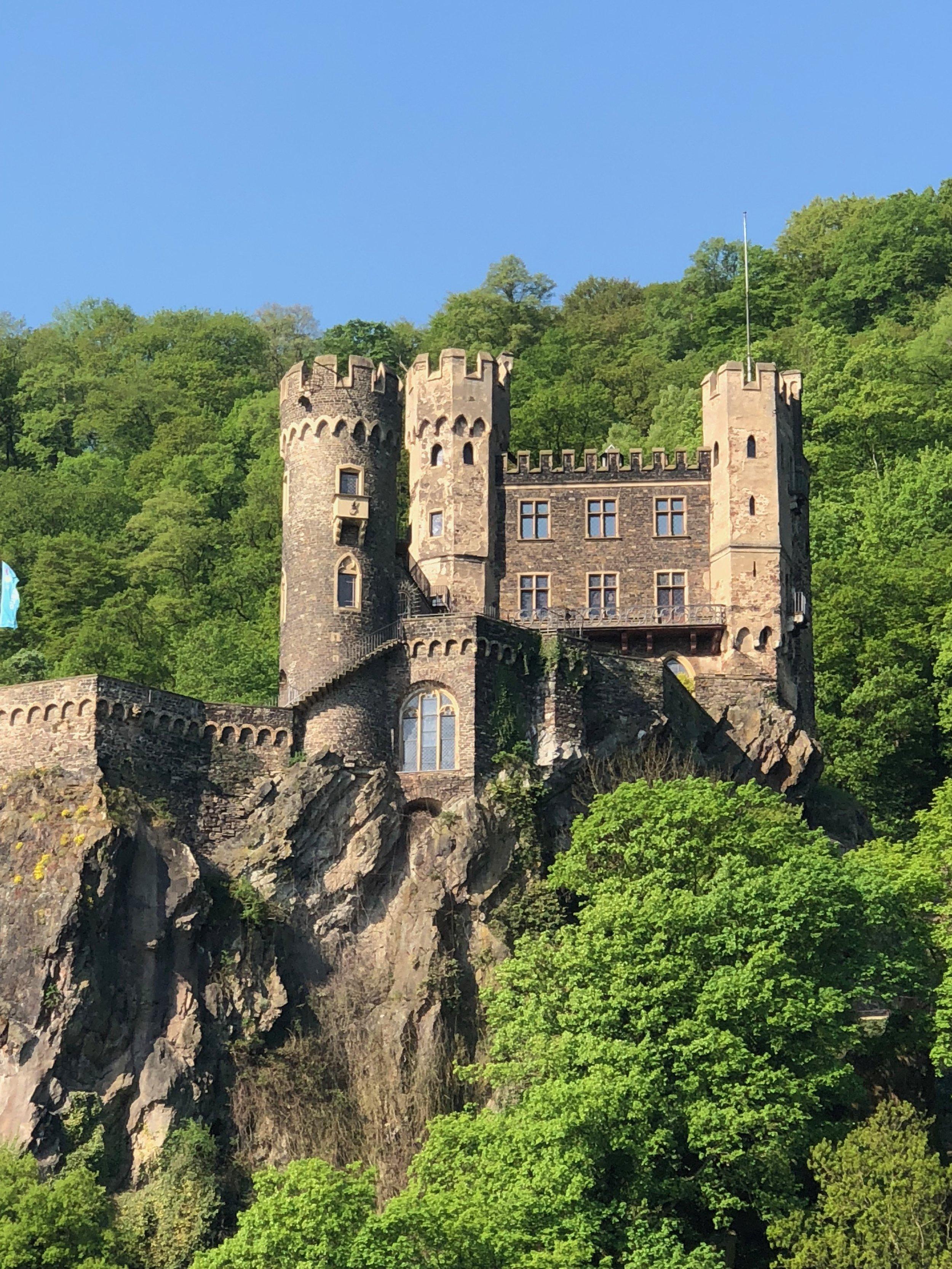 Castles everywhere!