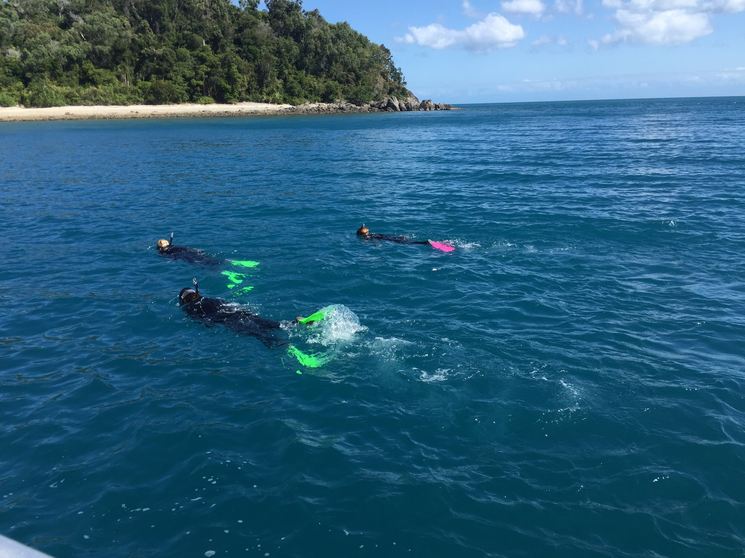 Partake in some snorkeling