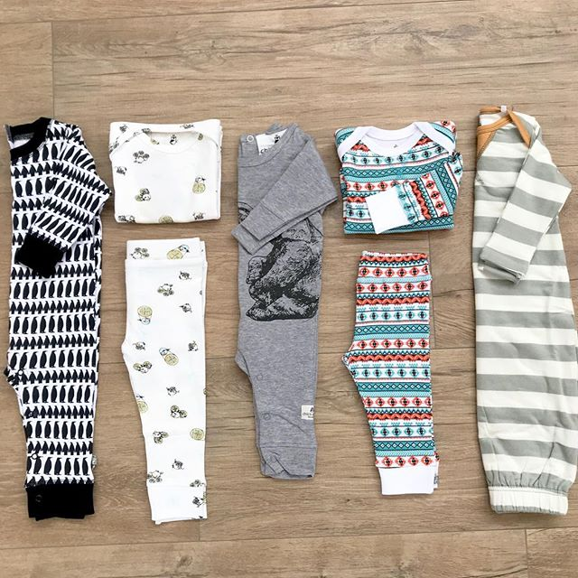 It's time to stock up on soft jammies and we've got you covered! From the teeniest babies to those lanky 8 year olds 😉 Organic matching pajamas for them all! . Looking for some great deals? Check out our Warehouse Sale items that are up to 70% off! We are also getting prepped for Black Friday sales next week through Jane.com!