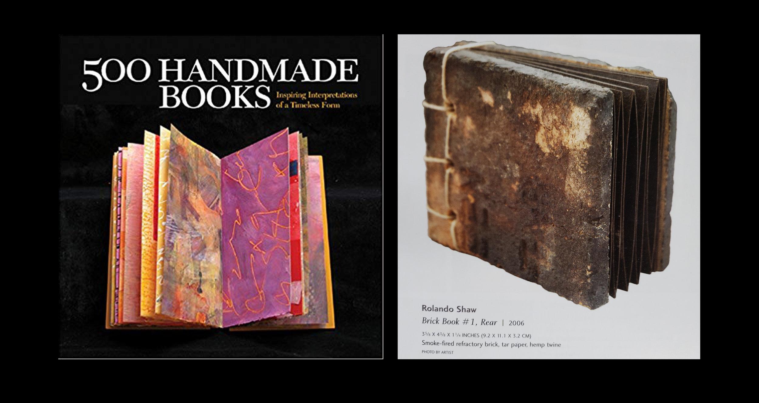500 Handmade Books Lark Publishing