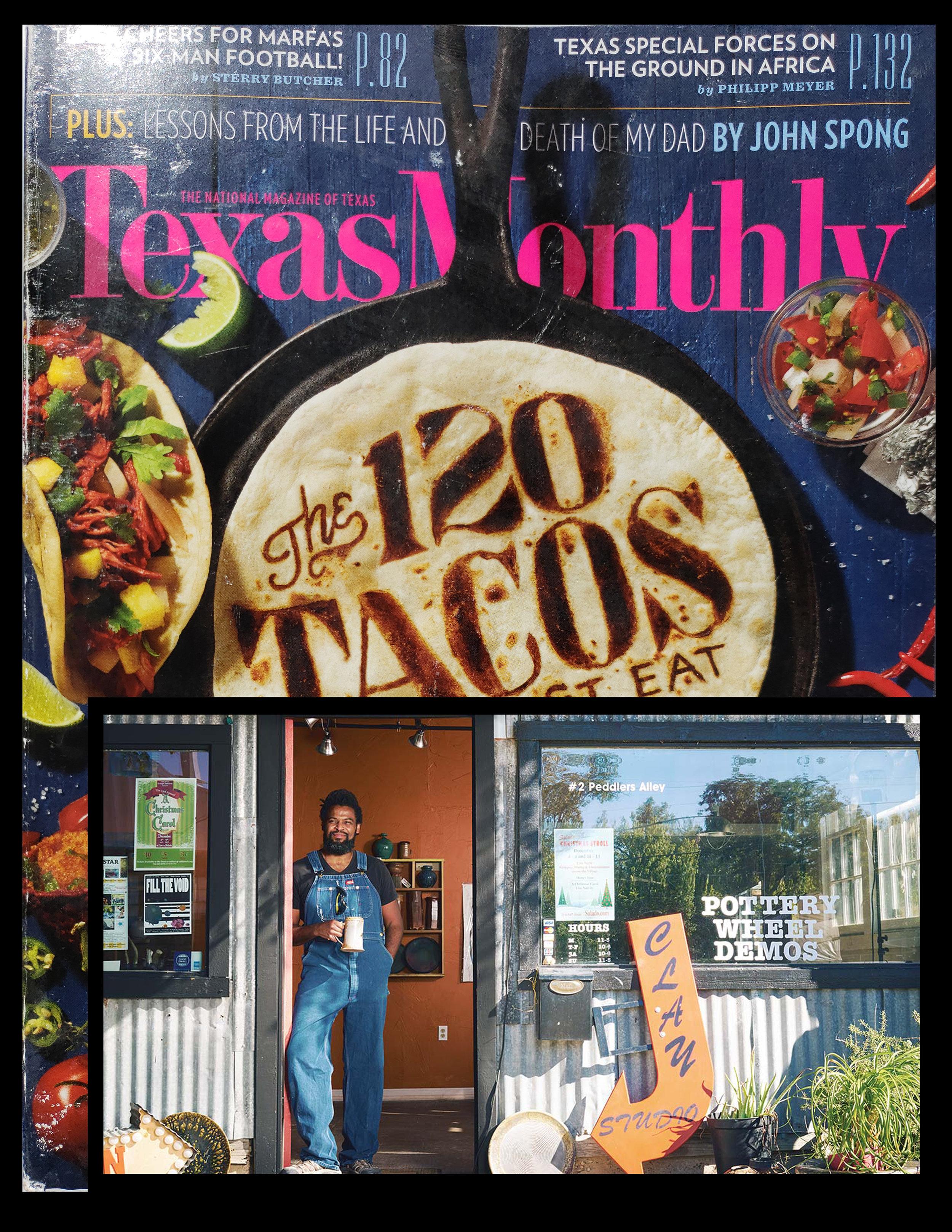 Texas Monthly November 2015