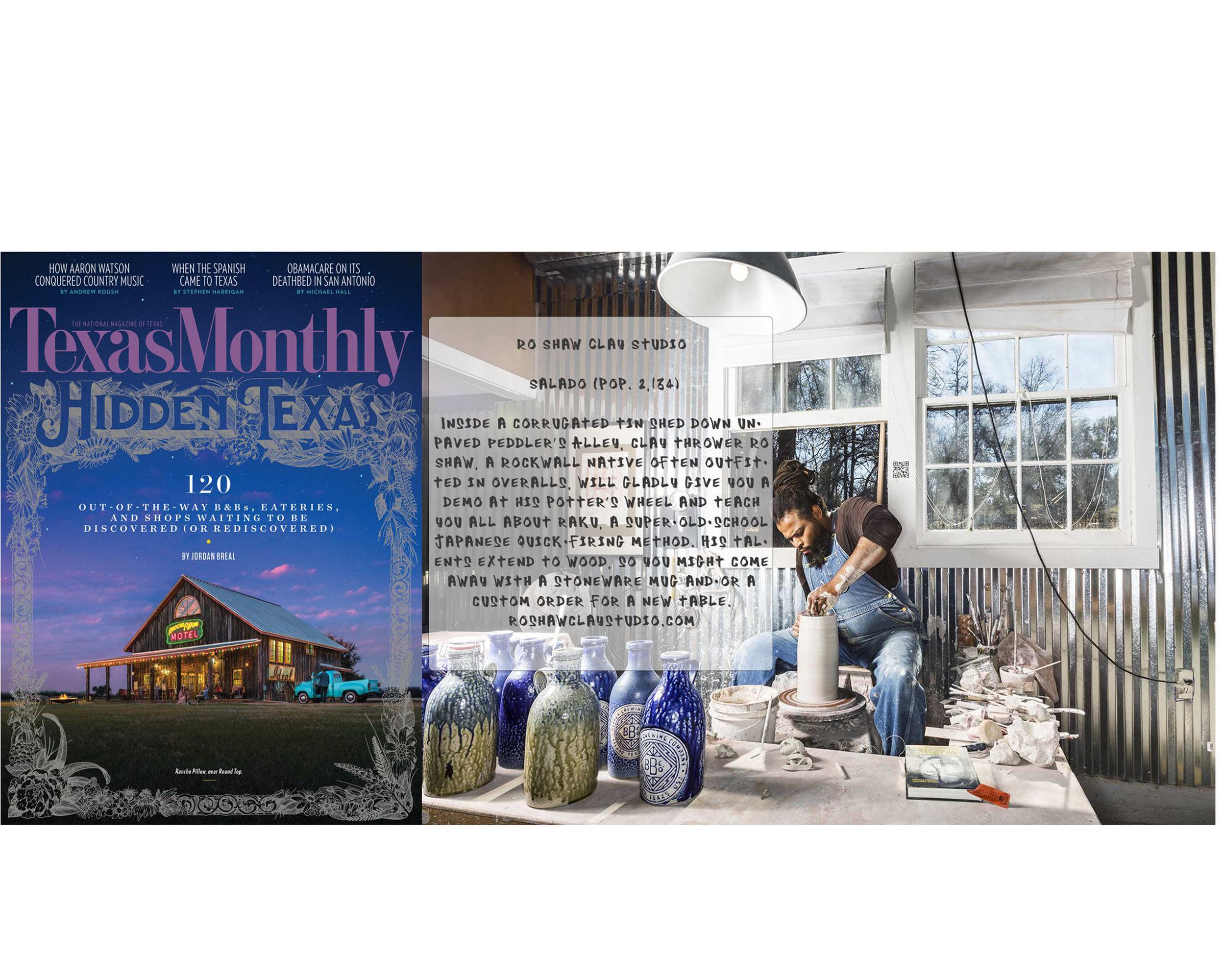 Texas Monthly February 2017