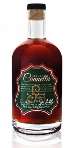 Fernet Cannella - Sales Sheet -