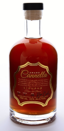 Amaro Cannella - Sales Sheet -