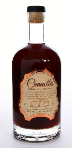 Cannella Cinnamon Cordial - Sales Sheet -
