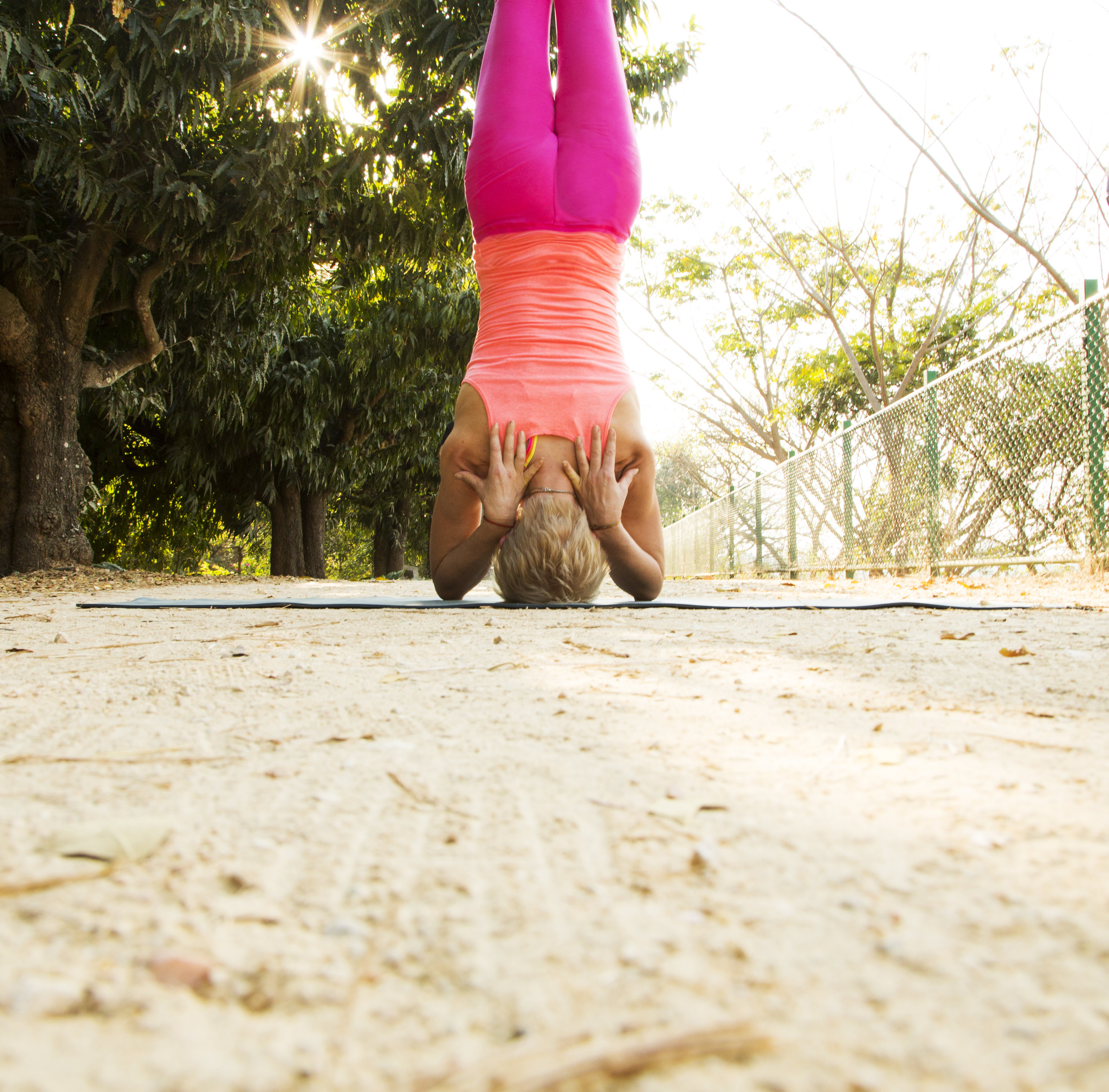 Start the summer with Yoga - in lovely Italy