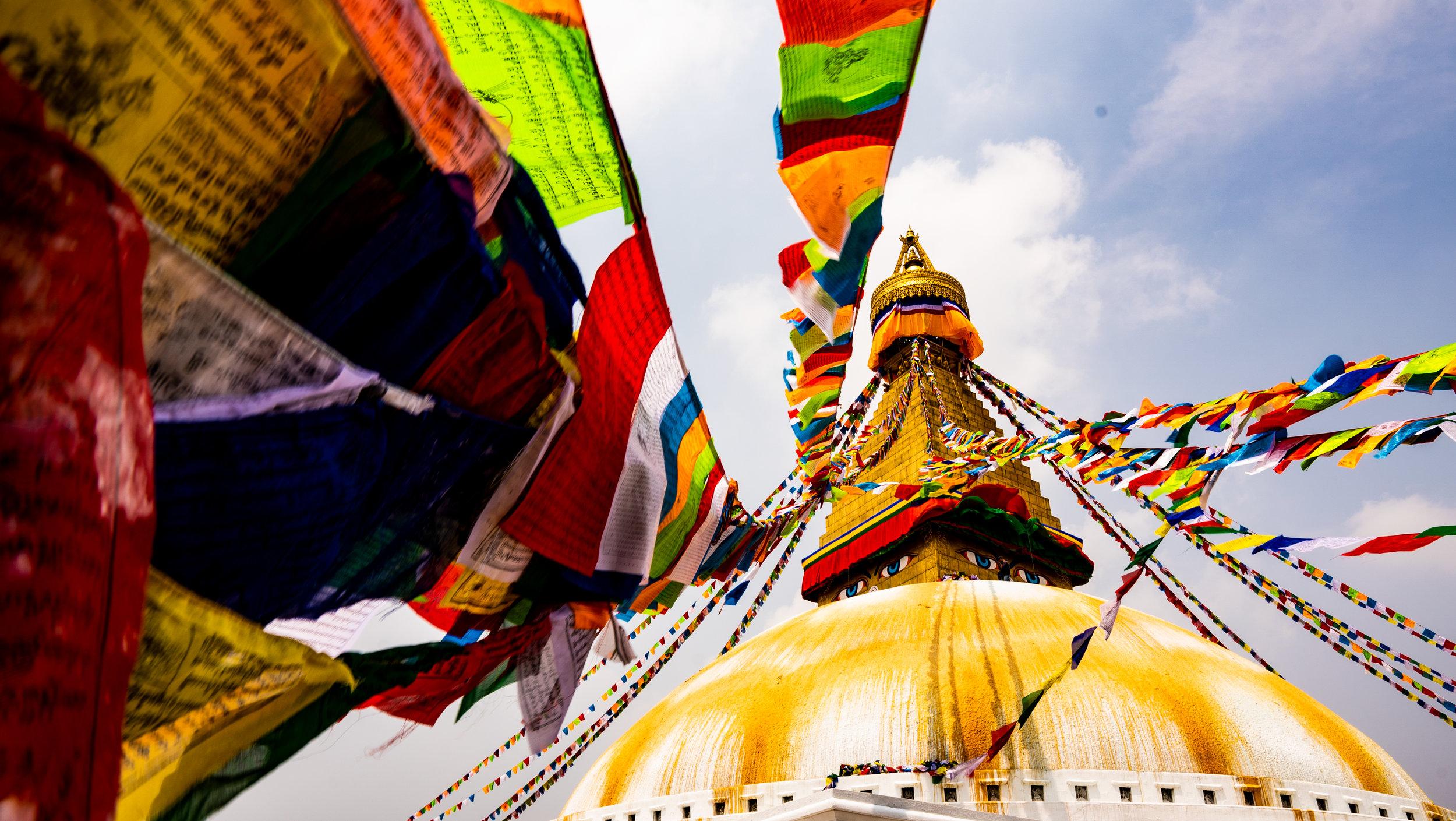 Yoga Journey in Nepal - April 10 -19 2020