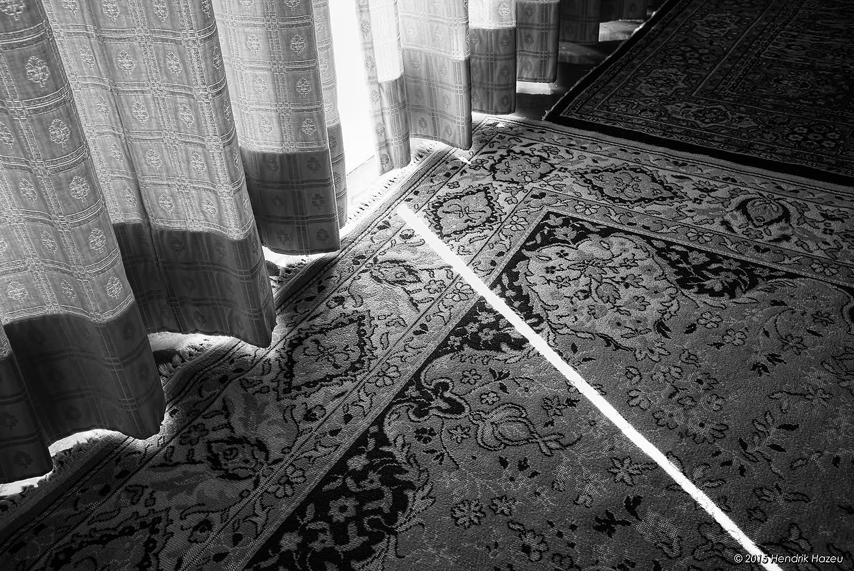 Sunray on Carpet