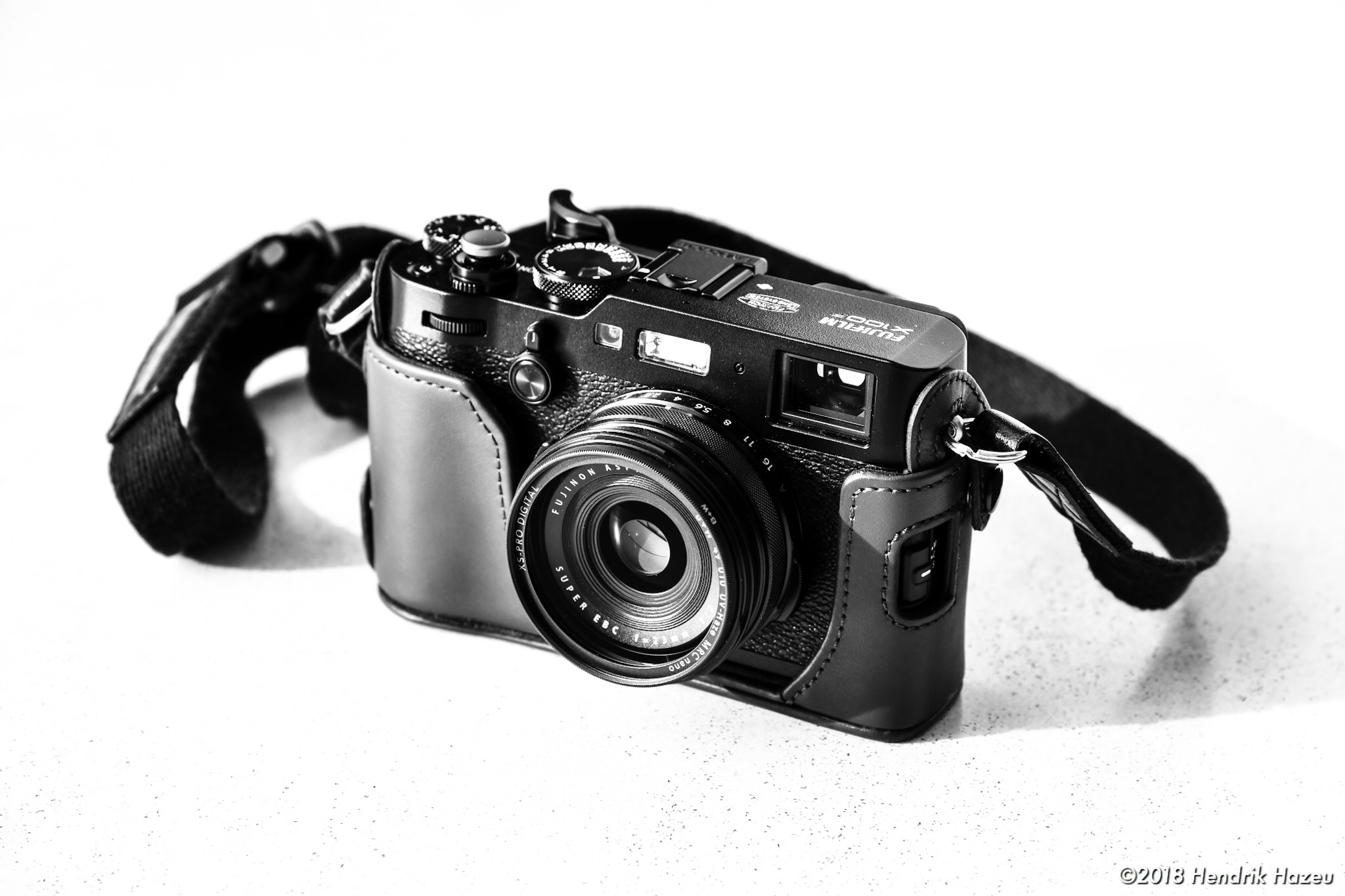 "Back together with ""Irene"", my Fuji X100F!"