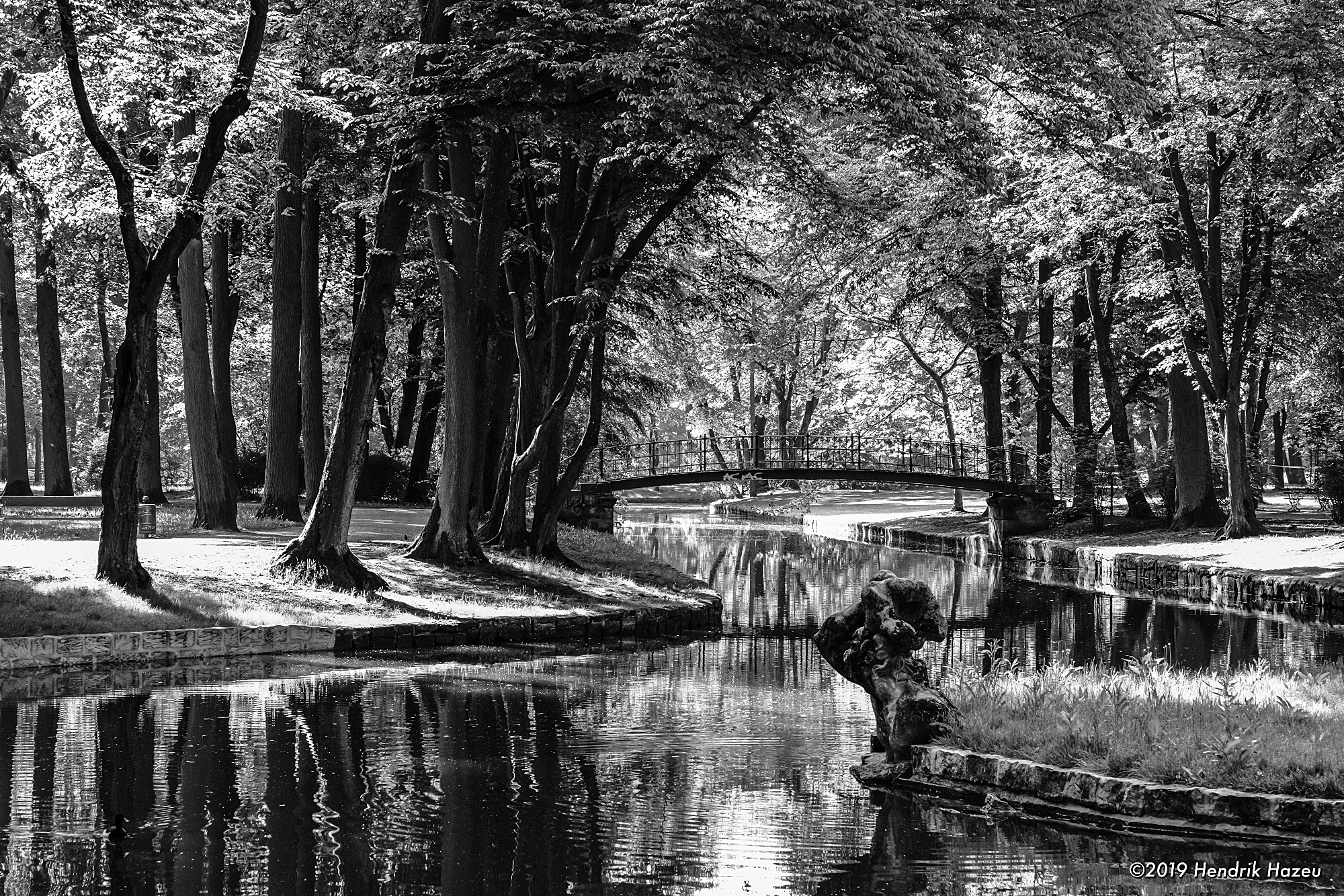 The Hof Garden in Bayreuth, captured on Fuji X-H1 with XF 56mm F/1.2 @F/8 1/20sec ISO 200, ACROS-R JPEG