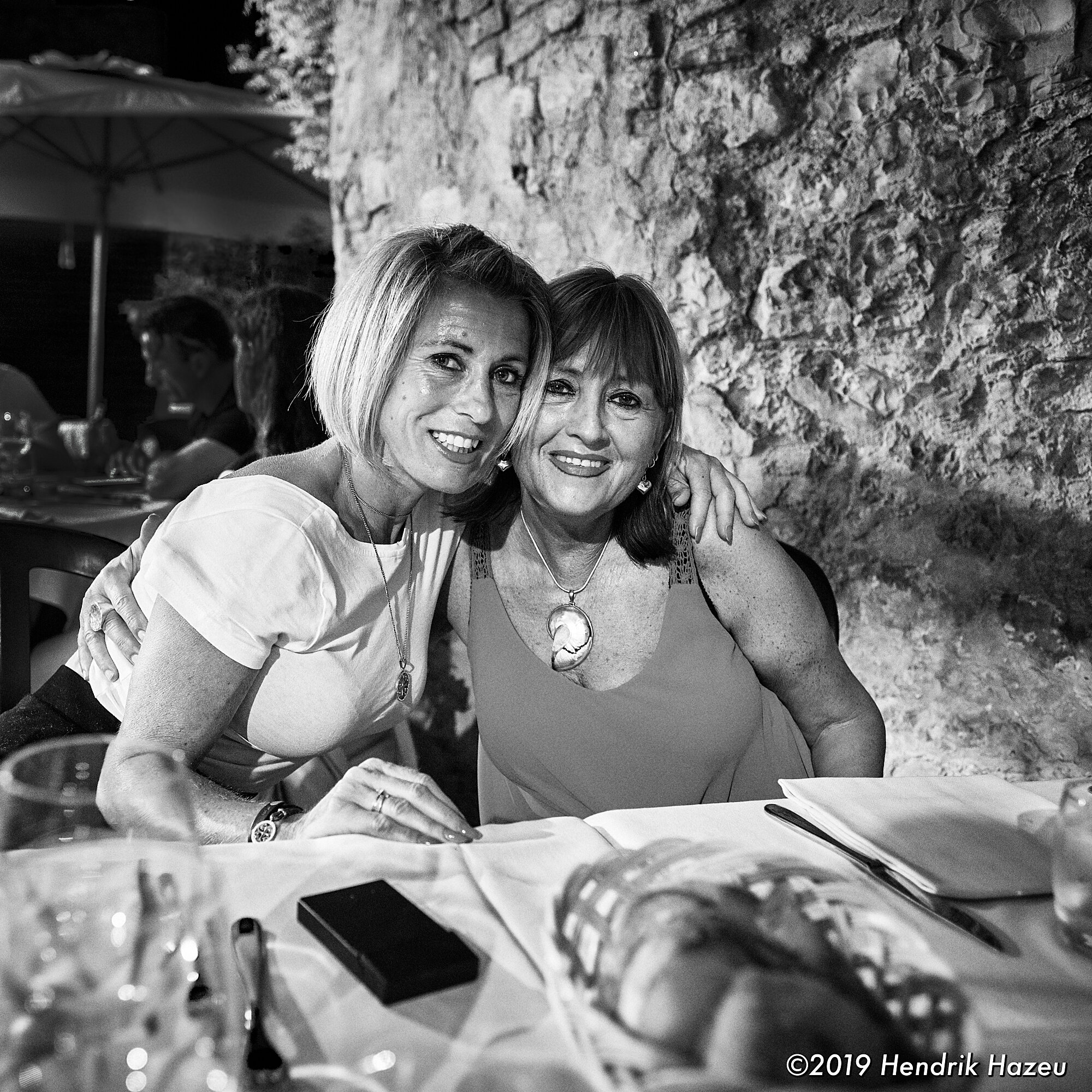 Dinner out with best friends, image taken on X-H1 with XF 16mm F/1.4 @F/2, 1/40 sec, ISO 2500, +0.7 EV