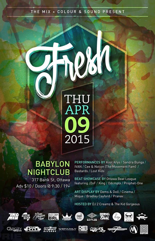 fresh the mix ckcu ottawa event.jpg