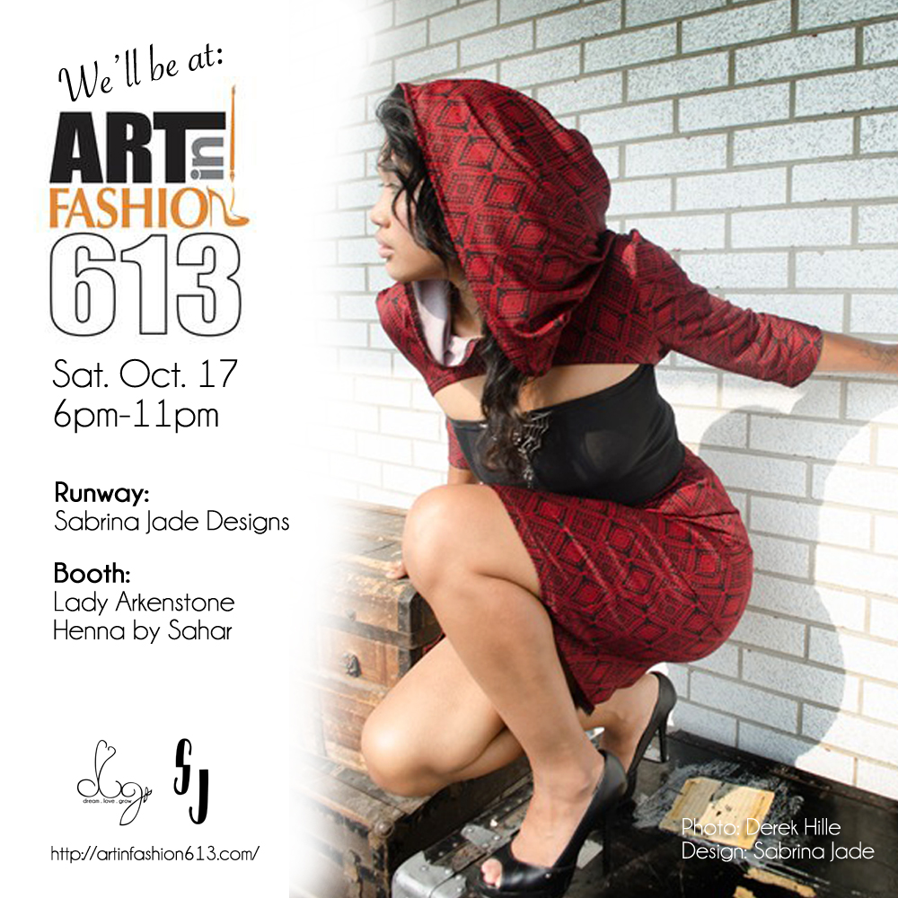 art in fashion 613 dream love grow ottawa