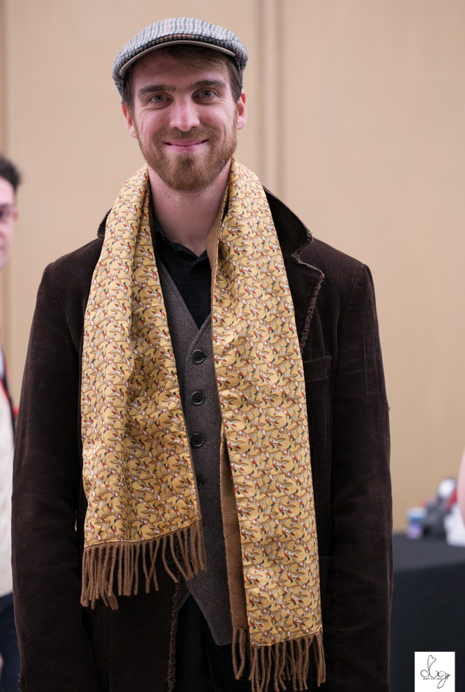 Lady Arkenstone scarf