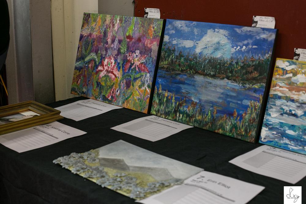 Artists: Patricia Cuti, Patrick Bisson, Nathen Henry, Mailyne Briggs, Erin Elliot, Kristina Corre