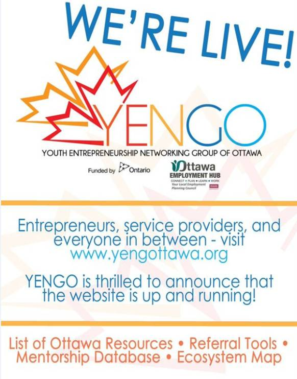 free resource for youth seeking mentorship and funding ottawa