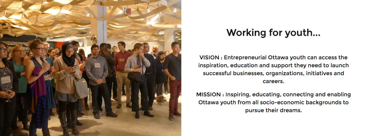 free online resource for youth seeking mentorship ottawa