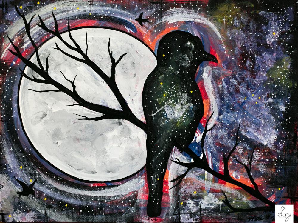 blackbird mailyne artist dream love grow.jpg