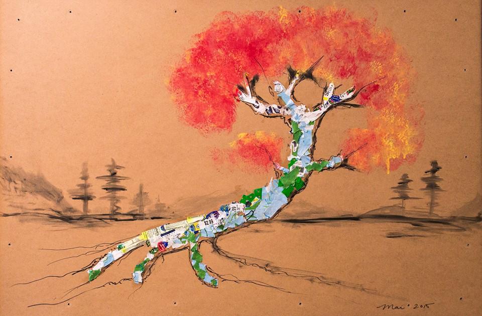 the tree mailyne i am mai garbage art.jpg