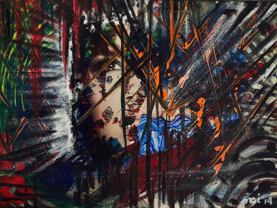 mailyne i am mai filipino filipina artist ottawa philippines stuck .jpg
