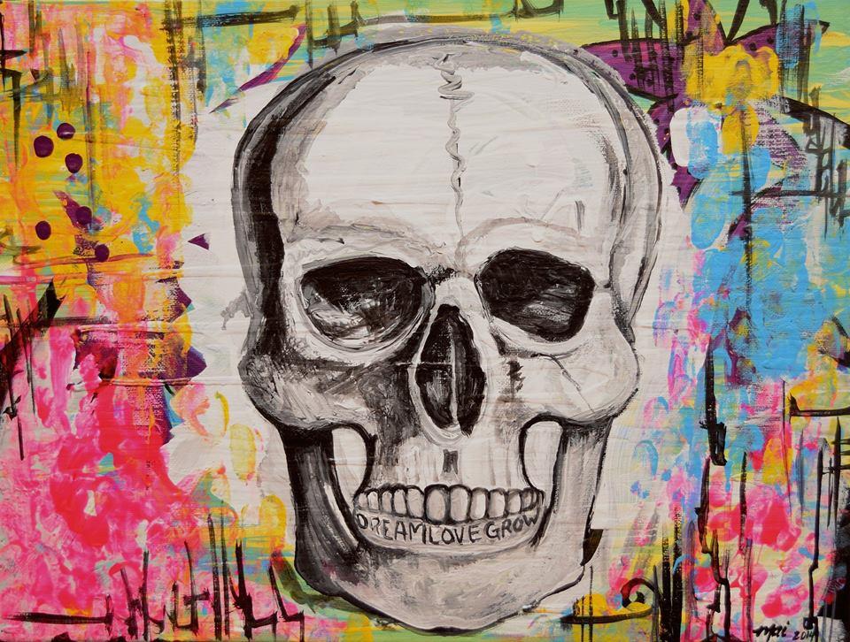 dream love grow skull mailyne i am mai filipino filipina artist ottawa philippines.jpg