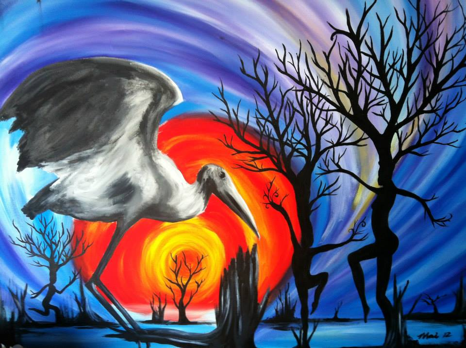 wood stork mailyne artist i am mai ottawa.jpg