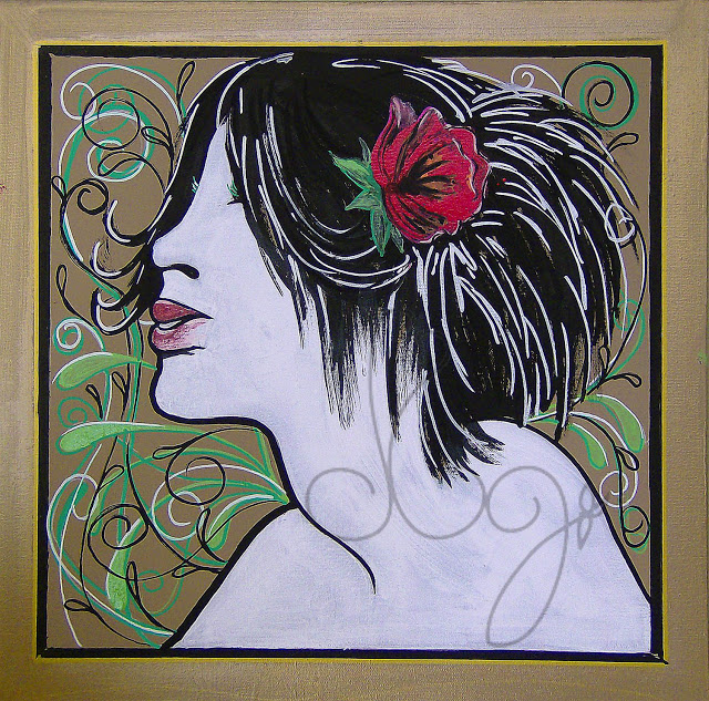 Lady of The Forest i am mai artist ottawa.jpg