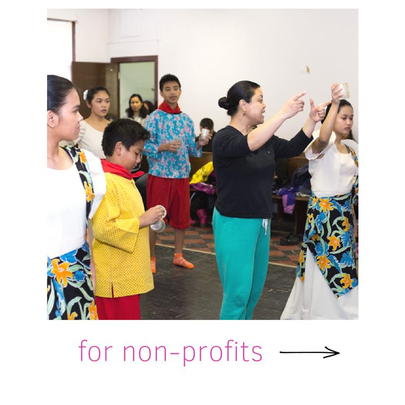 non profit photography