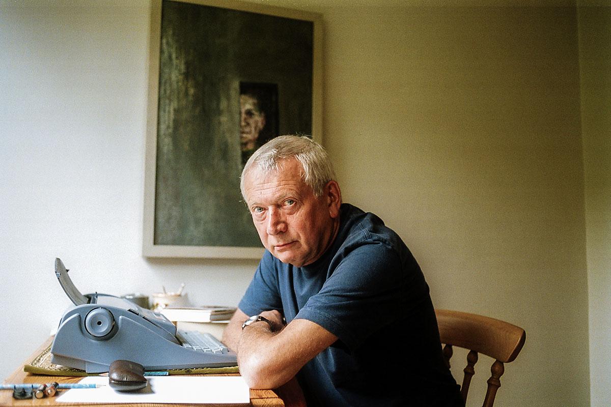 Paul Bailey, author