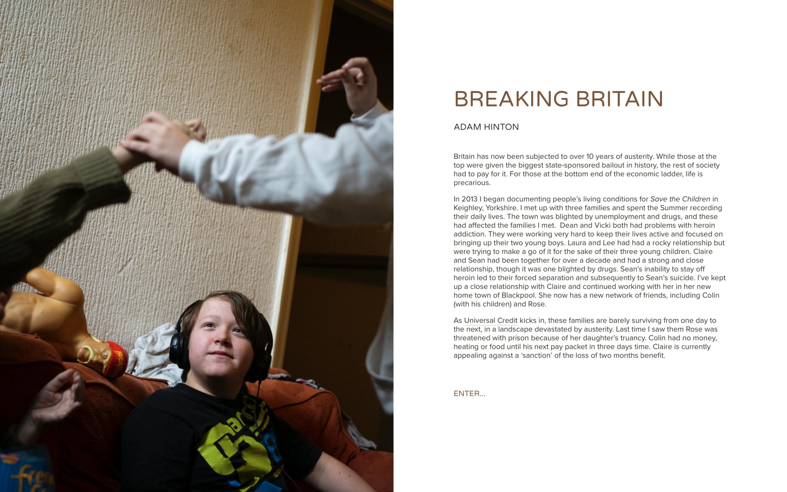 Breaking Britain