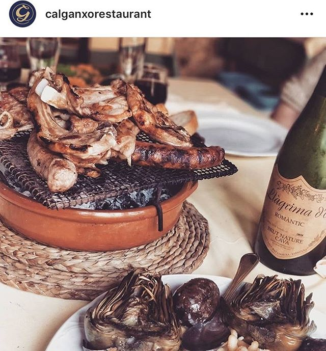 Repost - @calganxorestaurant and 📷 @travel__lovers17 thanks! Calçotada Time for family and friends. A great option for the weekend! . . . #llagrimador #tradition #familytradition #wineries #winerytour #winetasting #igersoftheday #igerscatalunya #igerspenedes #igerswine #igerscava #experience #penedes #dopenedes #cava #vino #wine #winelover #cavalover #champagne #ilovewine #ilovecava #cellar #bodegas #work #teamwork #workhard #enoturisme #enoturismo