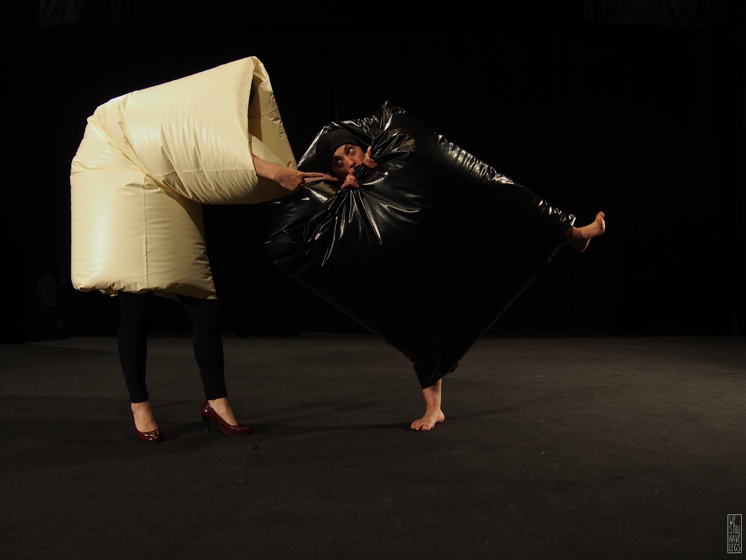 By Alexandra Brunet - We Still Have Legs