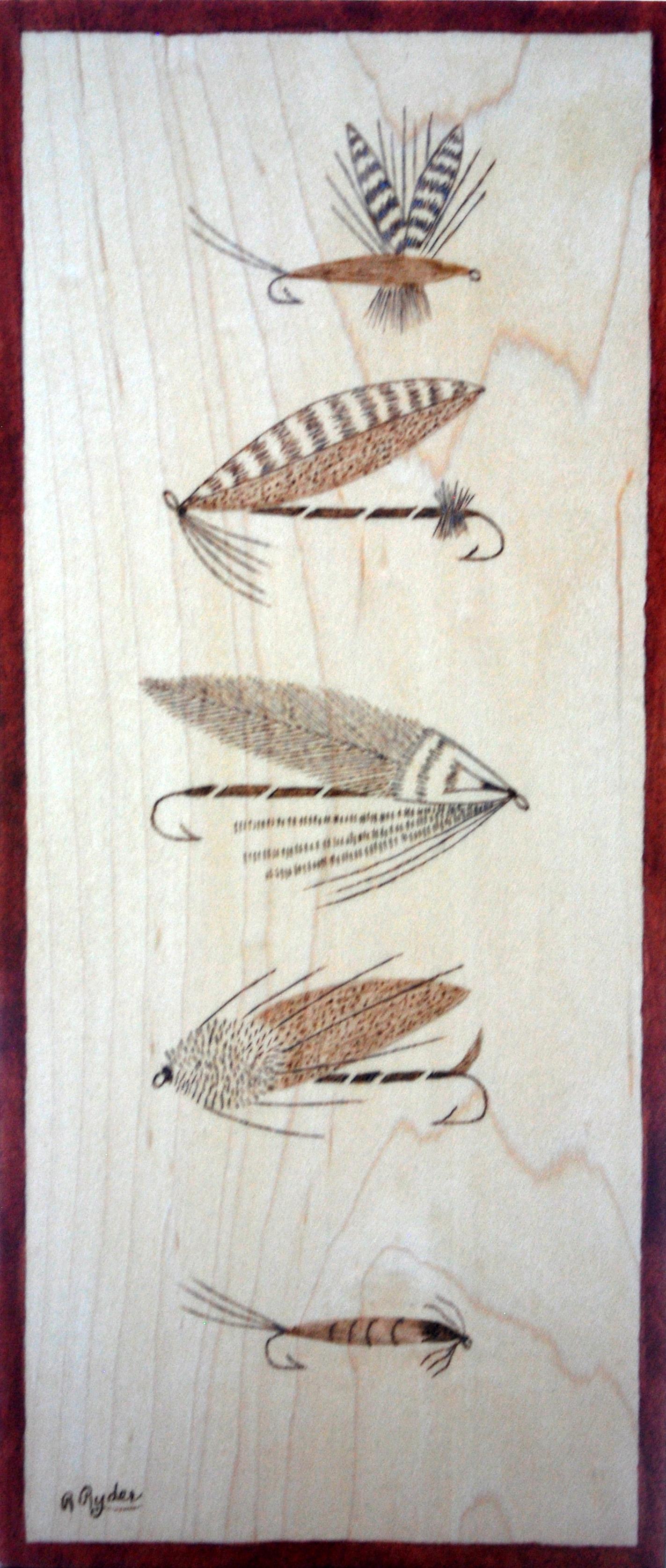 Maine Fishing Flies
