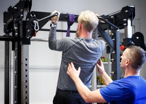 Personal training Edinburgh