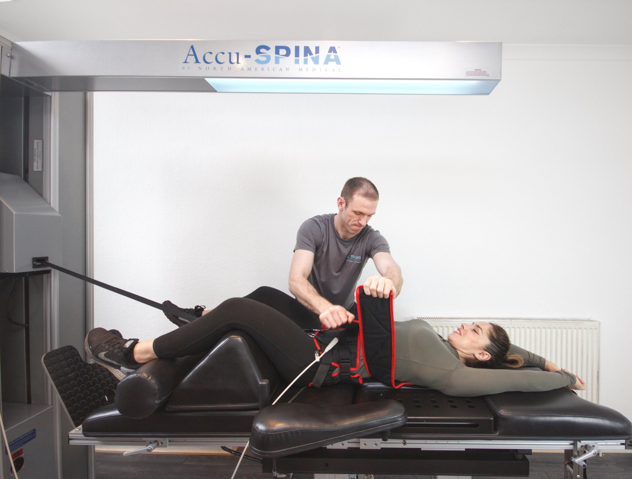 IDD Therapy on the Accu SPINA