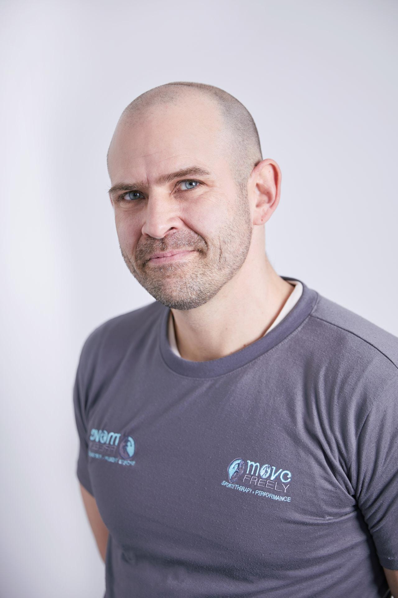 Lorenz Clausen - Physiotherapist & Sports Scientist