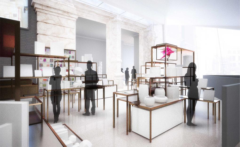 v&a museum shop