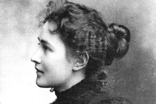 Figure 1: Maud Leonora Menten (Photo credit: http://livinghistory.med.utoronto.ca/people/maud-menten)