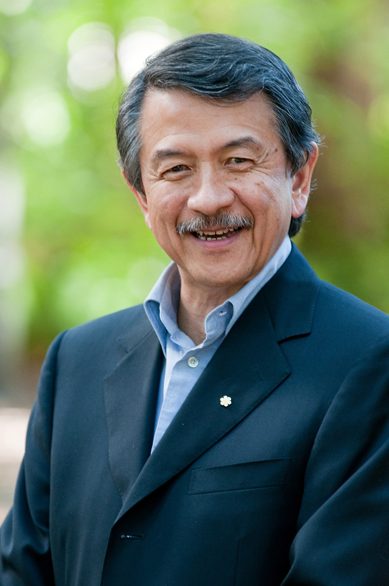 Figure 1: Victor Ling is shown in 2010. Photo Credit: http://www.tfri.ca/images-content/news/2013_10_28/Dr-Ling-2010-med.jpg
