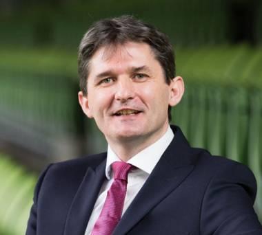 John Trainor, chief executive of ONSIDE. Photo: Naoise Culhane