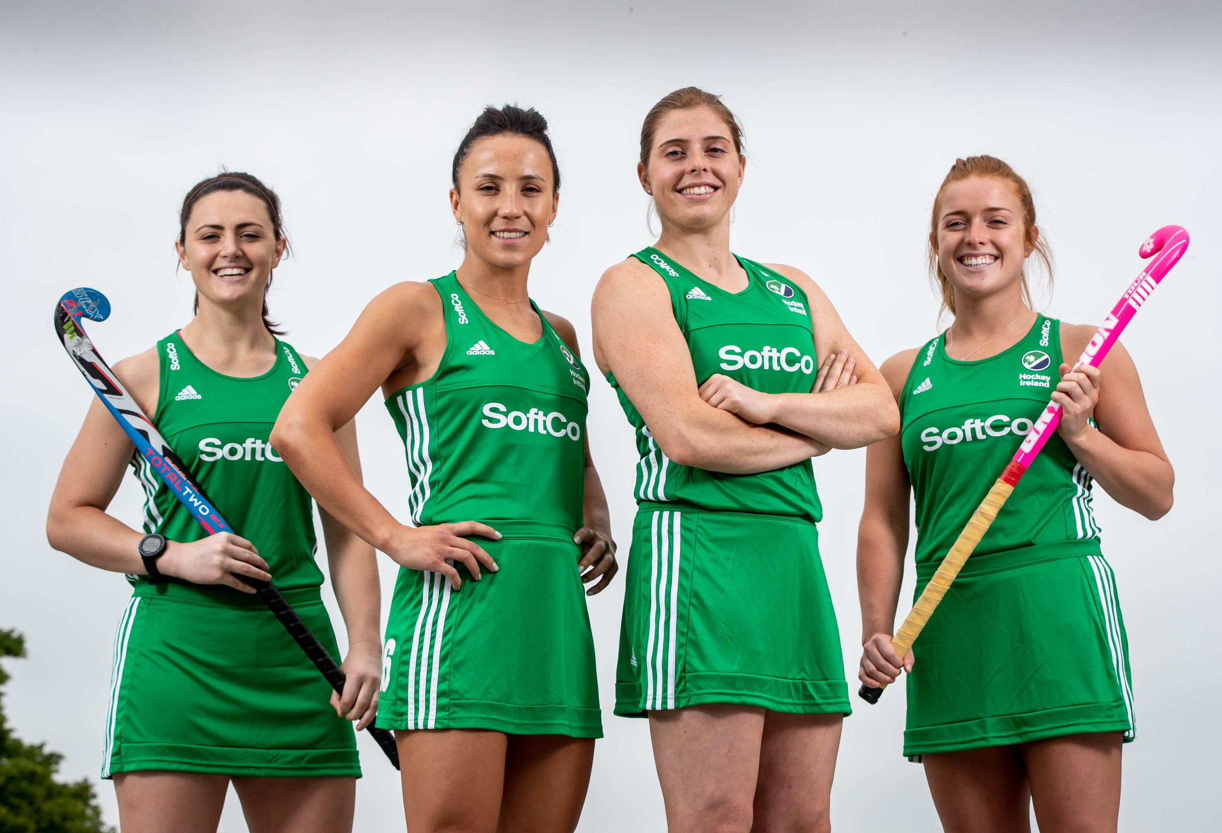 SoftCo is sponsoring the Ireland Women's World Cup Hockey Team