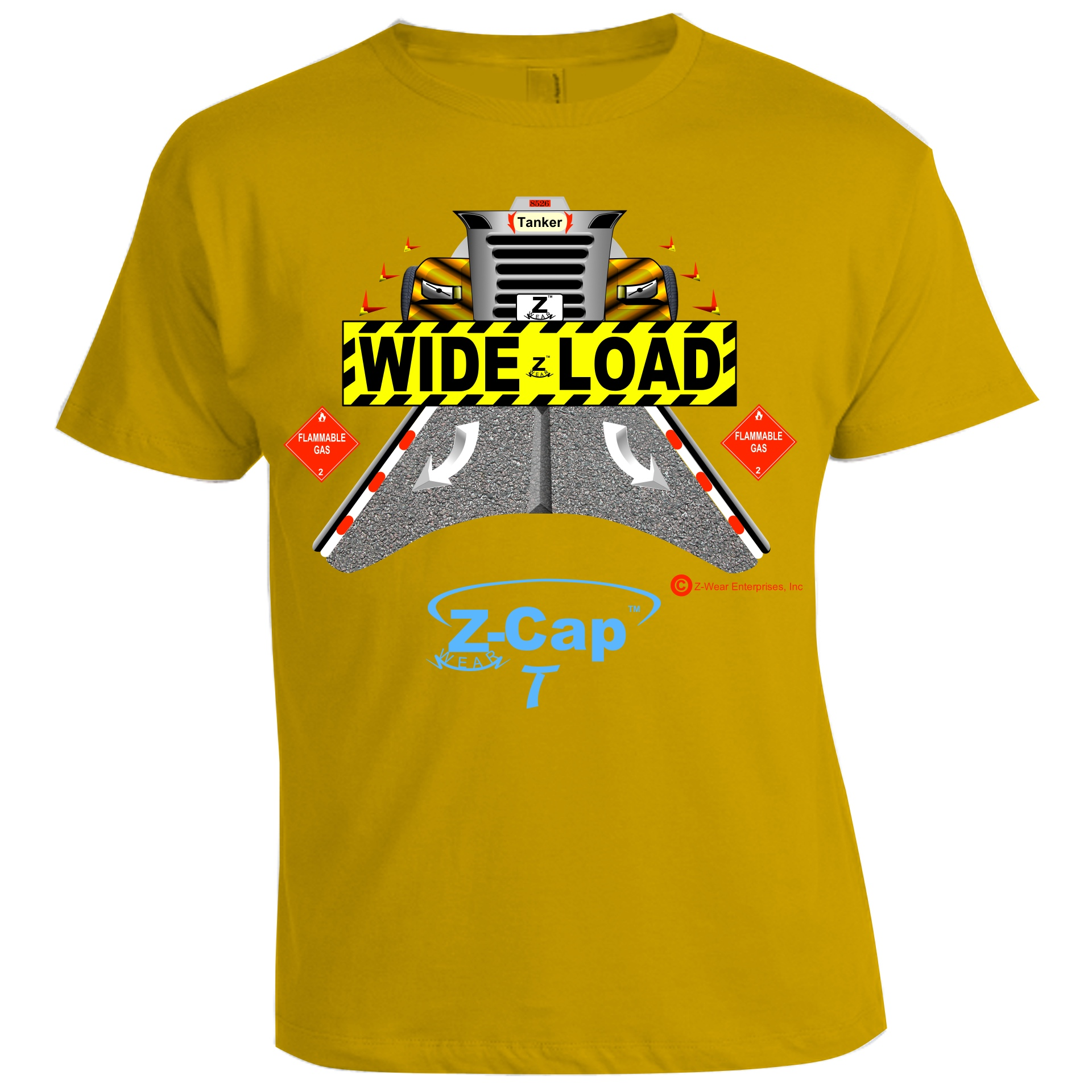 Wide Load Gold -grey tanker.jpg