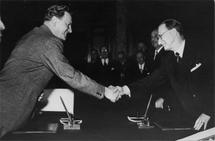 Gruber-Degasperi Agreement