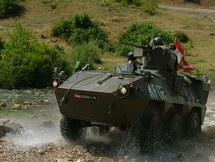 Austrian Peacekeepers  Picture: Armed Force