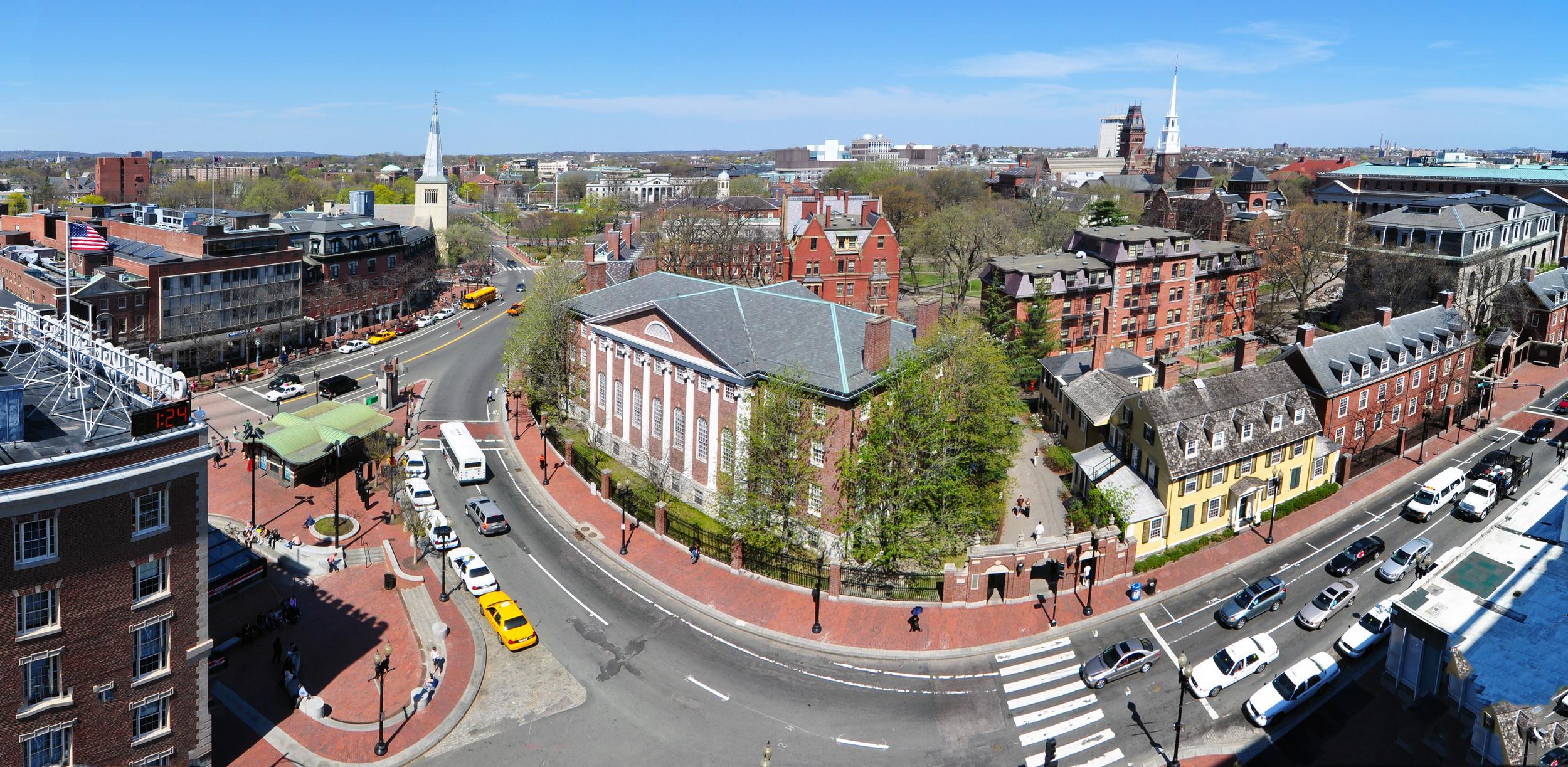 Harvard University. Photo: Wikipedia/Chensiyuan
