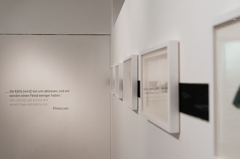 "Installation view ""A Good Day"" at Jewish Museum Vienna, 2013. ©Andrew Mezvinsky"