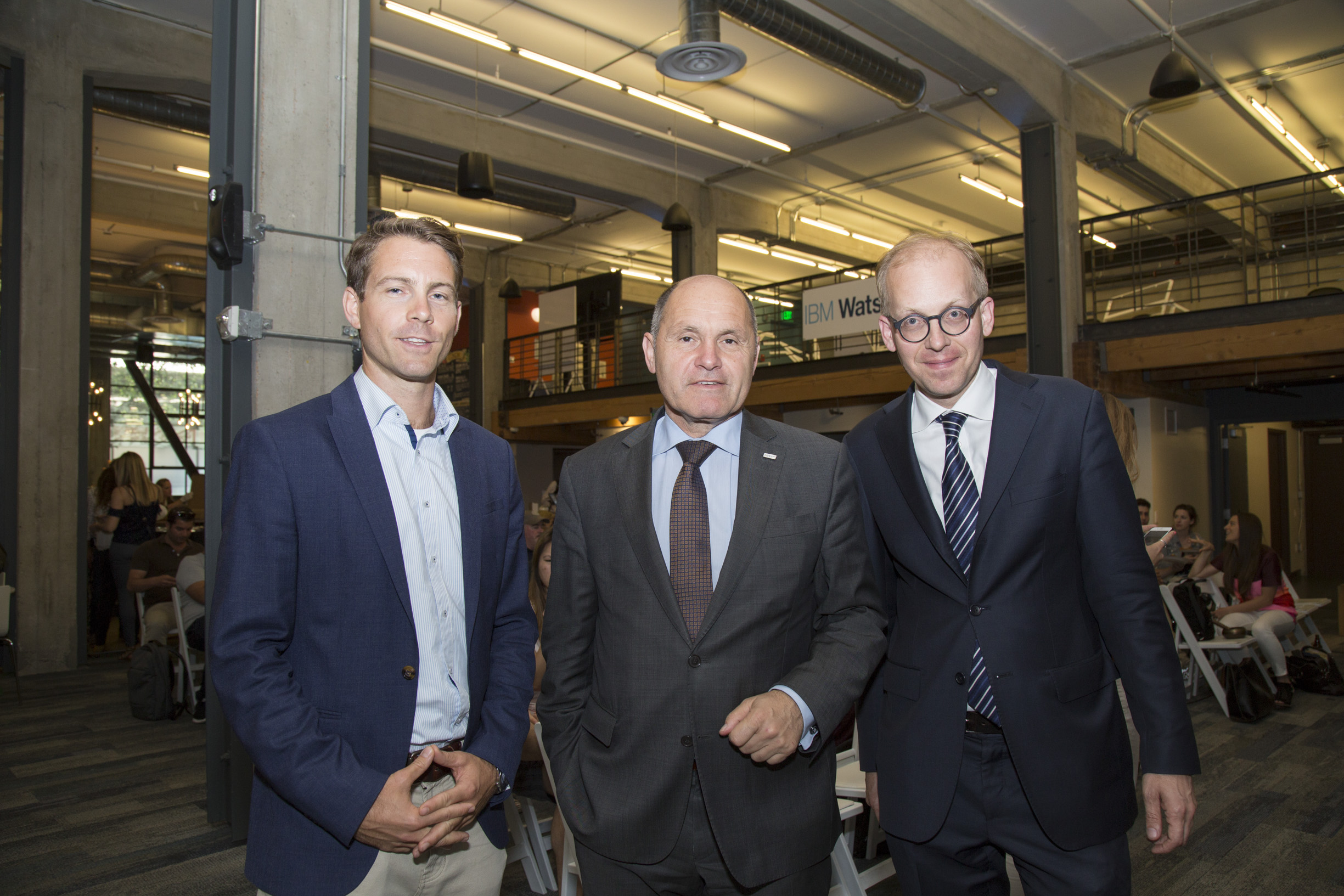 """(from left): Georg Fürlinger (Co-Director at Open Austria & Technology Officer at ADVANTAGE AUSTRIA in San Francisco),Federal Minister Sobotka, Austrian Consul Martin Rauchbauer in San Francisco, CA.         96              Normal   0           false   false   false     EN-US   X-NONE   X-NONE                                                                                                                                                                                                                                                                                                                                                                                                                                                                                                                                                                                                                                                                                                                                                                                                                                                                                     /* Style Definitions */ table.MsoNormalTable {mso-style-name:""""Table Normal""""; mso-tstyle-rowband-size:0; mso-tstyle-colband-size:0; mso-style-noshow:yes; mso-style-priority:99; mso-style-parent:""""""""; mso-padding-alt:0in 5.4pt 0in 5.4pt; mso-para-margin:0in; mso-para-margin-bottom:.0001pt; mso-pagination:widow-orphan; font-size:12.0pt; font-family:Calibri; mso-ascii-font-family:Calibri; mso-ascii-theme-font:minor-latin; mso-hansi-font-family:Calibri; mso-hansi-theme-font:minor-latin;}     Photo: BMI/ Jürgen Makowecz"""