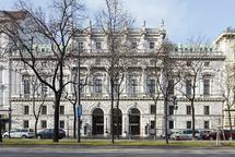 Hoch- und Deutschmeister Palais – seat of OFID, Picture: Rupert Steiner